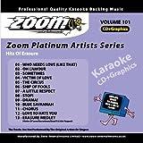 Zoom Platinum Artists - Volume 101