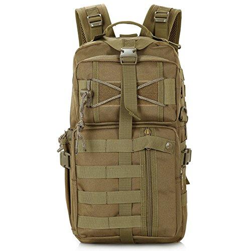 les fans de l'armée sac à bandoulière / sac à dos ordinateur / extérieur tactique sac / multifonction sac camouflage-5 35L