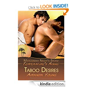 Taboo Desires: A Midsummer Night's Steam story Amanda Young
