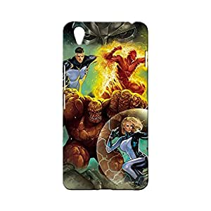 BLUEDIO Designer Printed Back case cover for Oneplus X / 1+X - G1431