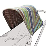 Poplico Reversible Canopy for Bugaboo Cameleon (Brownie)