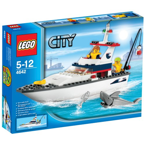 LEGO City 4642: Fishing Boat