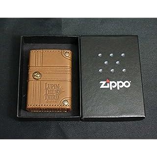 zippo(ジッポー) ルパン三世 革巻き オリジナルケースなし