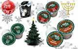 LIMITED EDITION 12 cup Mix! Guaranteed at least 4 different SEASONAL varieties! Island Coconut, Golden French Toast, Gingerbread+