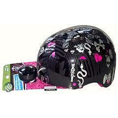 Youth Monster High Multi-sport Helmet with Bike Bell by Bell Sport, Monster High