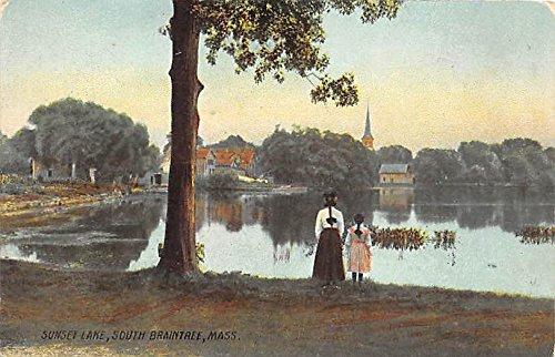 Sunset Lake, South Braintree