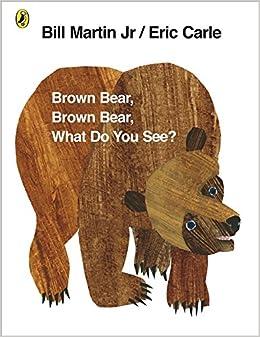 big bear big bear what do you see