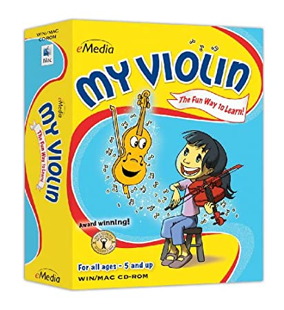 MY VIOLIN (WIN 98MENT2000XPVISTAWIN 7/MAC 10.2 OR LATER)