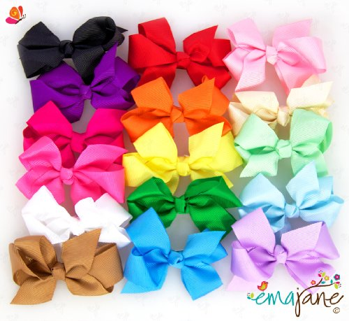 Ema Jane - Cute Set of 15 Assorted Boutique Quality
