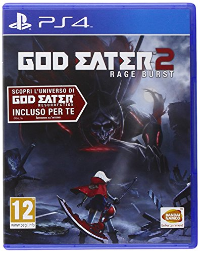 God Eater 2: Rage Burst + God Eater: Resurrection - Playstation 4