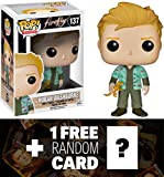 Hoban Washburne: Funko POP! x Firefly Vinyl Figure + 1 FREE Official Firefly Trading Card Bundle thumbnail