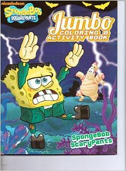 SpongeBob SquarePants Jumbo Coloring
