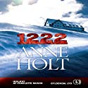 1222 [Danish Edition] (       UNABRIDGED) by Anne Holt Narrated by Charlotte Munck