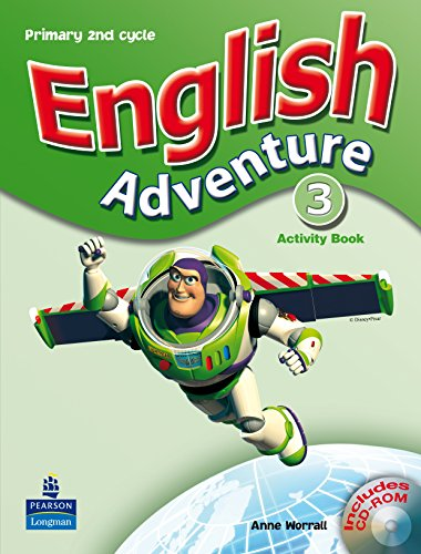 English Adventure (Spain) LOE 3 Reader/ Activity Book