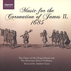 Music at the Coronation of James II 1685