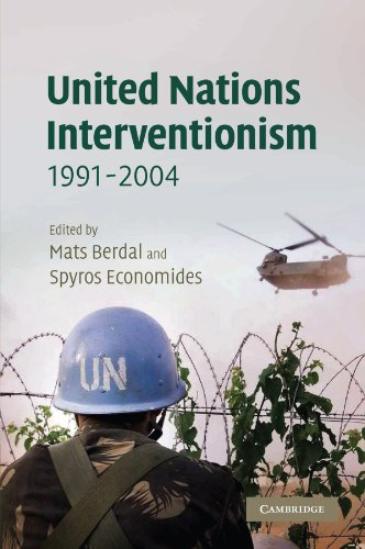 United Nations Interventionism, 1991-2004 Paperback (LSE Monographs in International Studies)