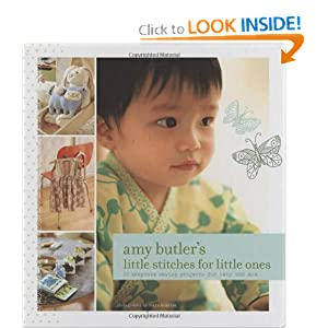Amy Butler's Little Stitches for Little Ones