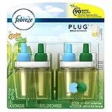 Febreze  Air Freshener, Noticeables Air Freshener,  with Gain Original Dual Refill Air Freshener (2 Count,1.75 Oz)