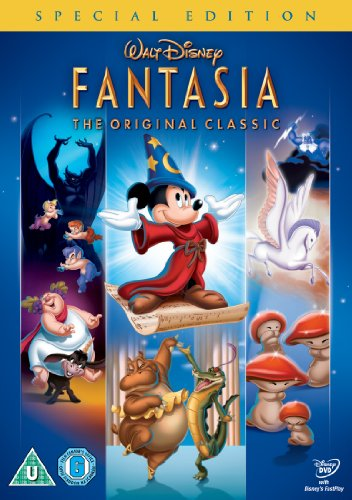 Fantasia - Special  Edition [DVD] [1940]