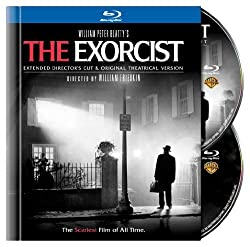 The Exorcist (Extended Director's Cut & Original Theatrical Edition) [Blu-ray Book]