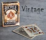 Jeu de Cartes Bicycle VINTAGE s�ries...