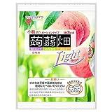 蒟蒻畑ライト白桃味