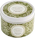Kathy Ireland Candles Gallery Tin Candle, Flowering Fields