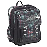 4 You Limited Edition Schulrucksack Classic Plus mit Laptopfach 43 cm Grizzly