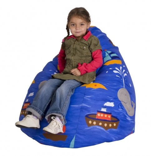 Kindersitzsack Sea XL ca. 220 Liter