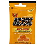Sports Beans Jelly Beans, Energizing, Orange 1 oz (28 g)