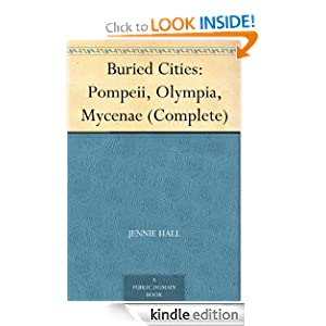 Logo for Buried Cities: Pompeii, Olympia, Mycenae
