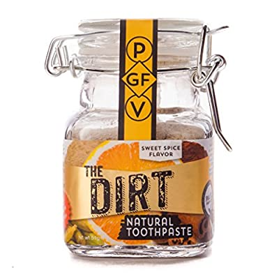 Best Cheap Deal for The Dirt - All Natural Tooth Powder For Organic Teeth Whitening by The Dirt - Free 2 Day Shipping Available