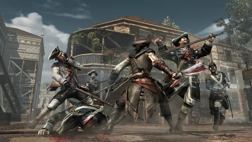 Assassins Creed III Liberation (輸入版:北米)