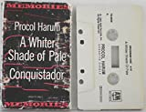PROCOL HARUM A WHITER SHADE OF PALE CASSETTE SINGLE