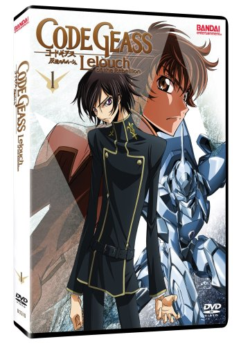 Code Geass Leouch of the Rebellion 1 (Sub)