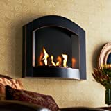 Alborn Wall Mount Fireplace