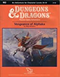 Vengeance of Alphaks (Dungeons and Dragons Master Module M2) (0880382716) by Williams, Skip