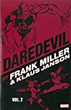 img - for DAREDEVIL BY FRANK MILLER & KLAUS JANSON VOL. 2 book / textbook / text book