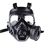 Maske, iTECHOR M04 CS Airsoft Paintball Hunter Cosplay...