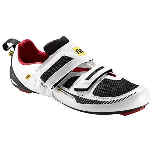 Mavic Tri Race Gentlemen white/black  Road Bike shoes