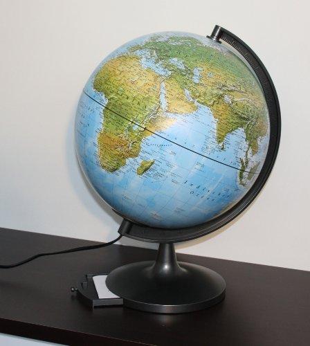 globus beleuchtet mit zwei preisvergleich shops. Black Bedroom Furniture Sets. Home Design Ideas