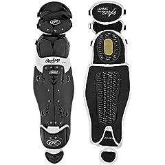 Buy Rawlings LG950X Intermediate Leg Guard by Rawlings