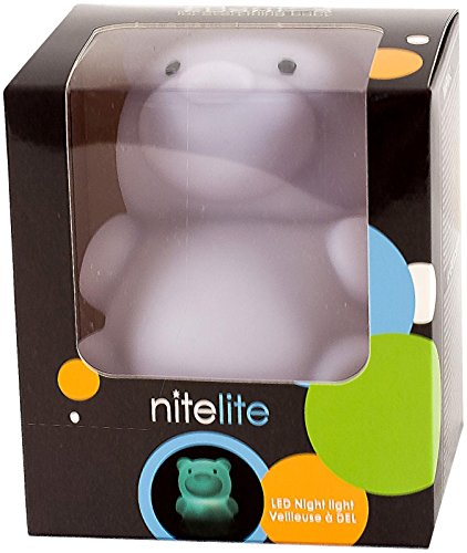 Kushies Night Light Battery Bear