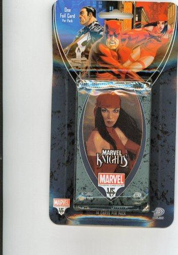 Upper Deck Vs System Marvel Knights Booster Pack (Marvel Knights Vs System compare prices)