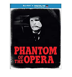 Phantom of the Opera (1943) (Blu-ray + DIGITAL HD with UltraViolet)