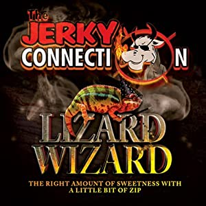 Lizard Wizard Beef Jerky by The Jerky Connection