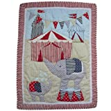 Powell Craft Circus Elephant Cot Wrap