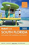 img - for Fodor's South Florida 2015: with Miami, Fort Lauderdale & the Keys (Full-color Travel Guide) book / textbook / text book
