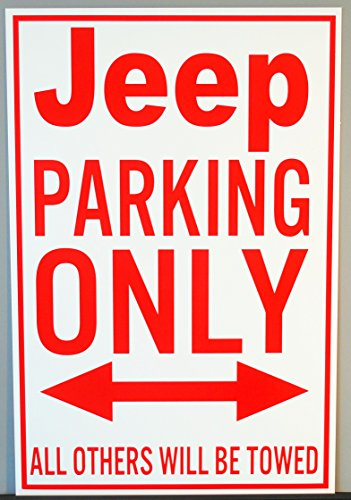 metal-street-sign-jeep-parking-only-12-x-18