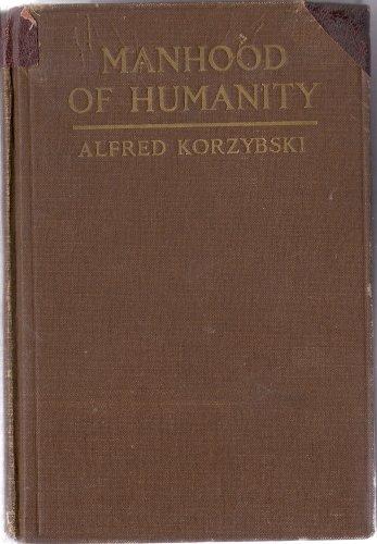 alfred korzybski general semantics pdf